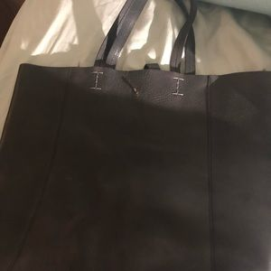 Navy blue lucky brand purse